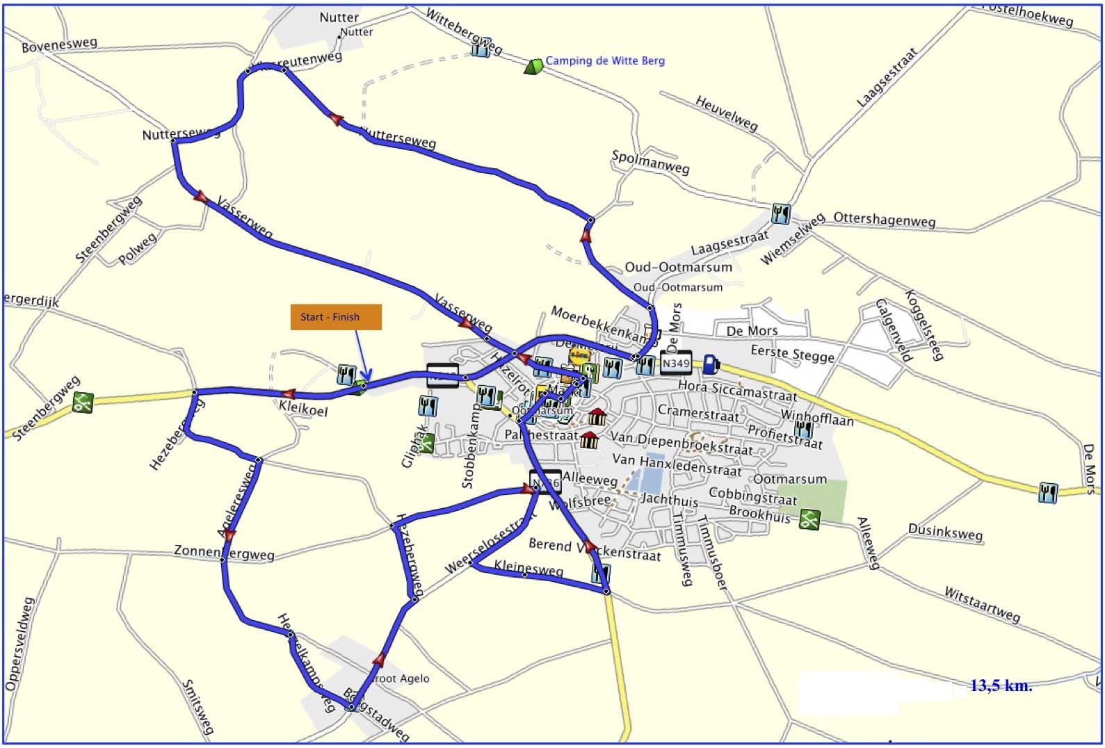 nkparcours-route